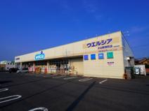 ウエルシア小山駅南町店