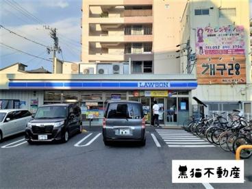 ローソン 北区山田一丁目店の画像1