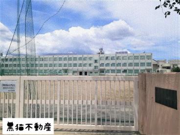 名古屋市立城山中学校の画像1