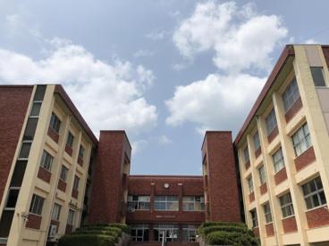 飯塚市立穂波西中学校の画像1