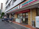 セブンイレブン 横浜高砂町店