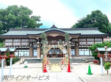 香具波志神社の画像1