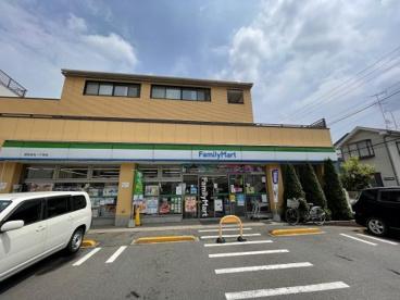 ファミリーマート 練馬高松1丁目店の画像1