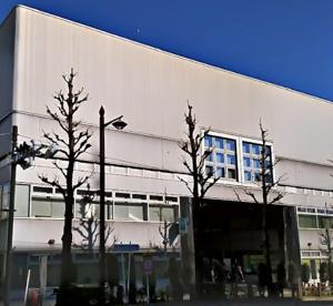 豊島区立雑司が谷体育館の画像1