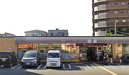 セブンイレブン 堺上野芝町3丁店の画像1
