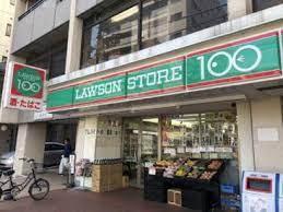 ローソンストア100 LS台東根岸三丁目店の画像