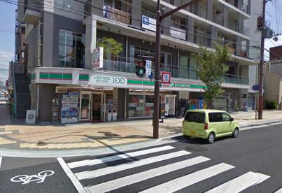 ローソン100 長田水笠通店の画像1