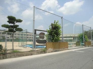 福山市立培遠中学校の画像1