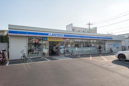 ローソン 世田谷上用賀六丁目店の画像1