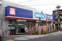 ウエルシア練馬石神井店