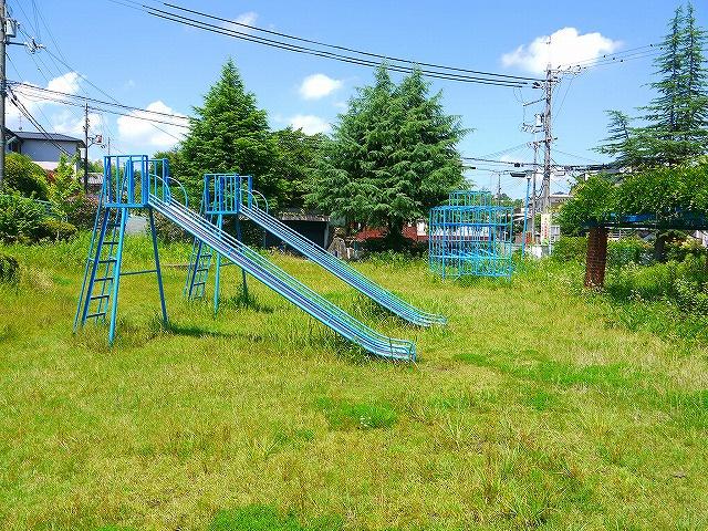 学園緑ヶ丘一丁目街区公園の画像