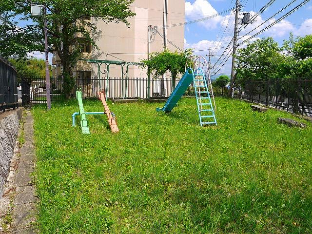 市営二名住宅公園の画像