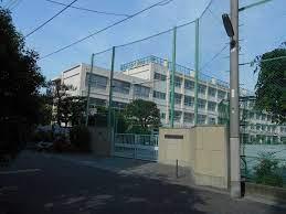 世田谷区立富士中学校の画像1