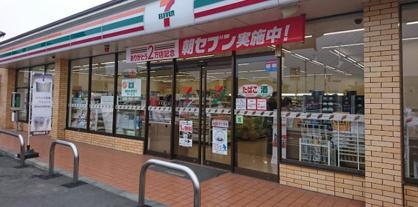 セブン-イレブン 高崎倉賀野町上町店の画像1