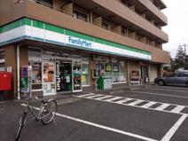 ファミリーマート 八王子東中野店