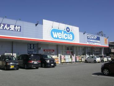 ウェルシア薬局甲府若松店の画像1