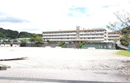 鹿児島市立谷山北中学校の画像1