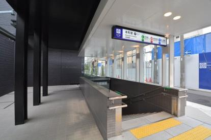 地下鉄 本町駅の画像1