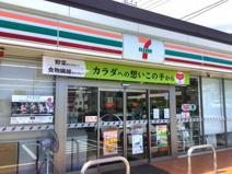 セブンイレブン 秦野金目川店