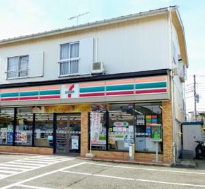 セブンイレブン 藤沢村岡東店の画像1