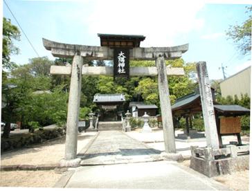大隅神社の画像1