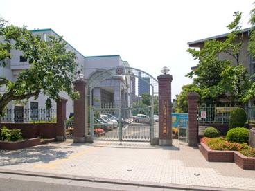 さいたま市立岸中学校の画像1