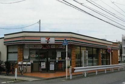 セブンイレブン 井田中ノ町の画像1