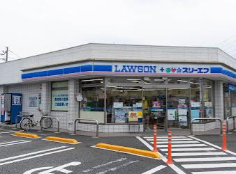 ローソン LTF練馬谷原店の画像1