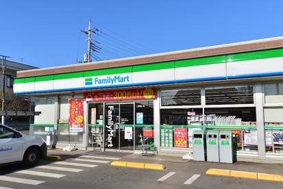 ファミリーマート 武蔵村山三ツ木店の画像1