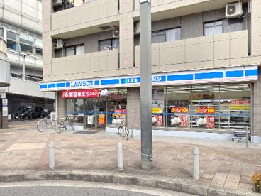 ローソンモノレール摂津駅前店の画像1