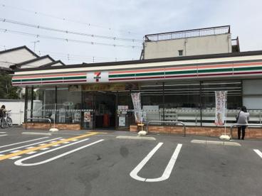 セブンイレブン 京都山科小山店の画像1