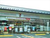 セブンイレブン 京都山科百々町店