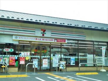セブンイレブン 京都山科百々町店の画像1