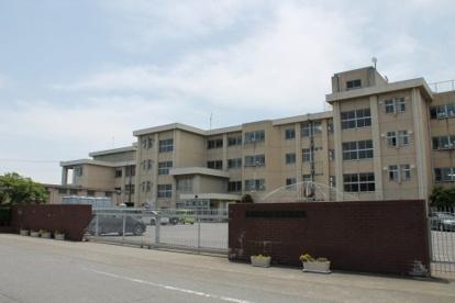 前橋市立箱田中学校の画像1