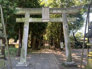 伊豆見神社の画像1