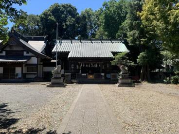 伊豆見神社の画像2