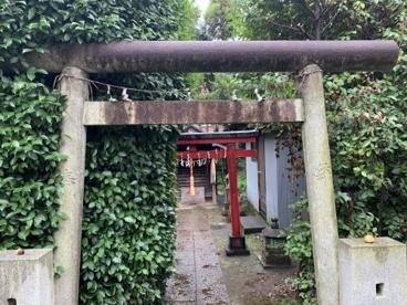 揚辻稲荷神社(谷田部稲荷神社)の画像1