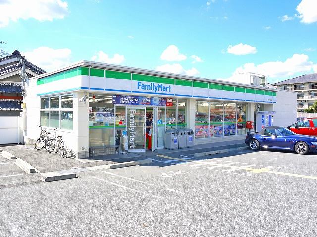 ファミリーマート 天理勾田町店の画像