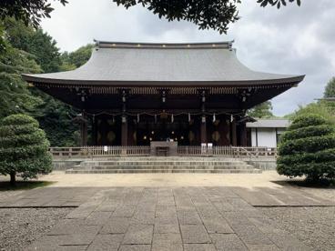 喜多見氷川神社の画像3