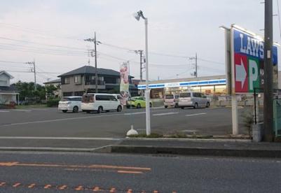 ローソン 相模原田名陽原店の画像1