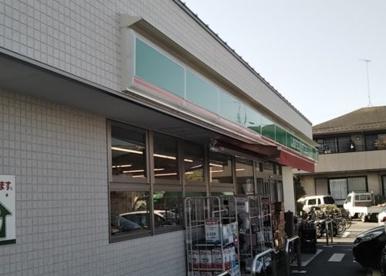 ローソンストア100 相模原上溝店の画像1
