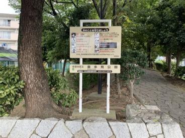 世田谷区立喜多見公園の画像1
