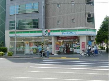 ファミリーマート 武蔵中原駅前店の画像1