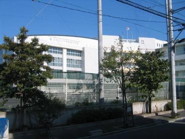 足立区立千寿桜堤中学校の画像1