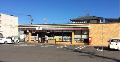 セブンイレブン 新潟河渡店の画像1