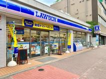 ローソン 江東亀戸六丁目店