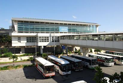 モノレール那覇空港駅の画像1