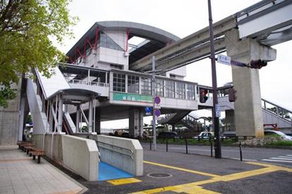 モノレール壷川駅の画像1