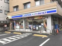 ローソン・スリーエフ 小岩店
