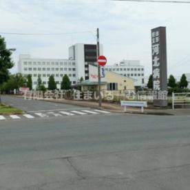 山形県立河北病院の画像1